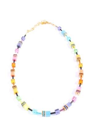 Coeur de Lion Collier Necklace multicolored wet-look
