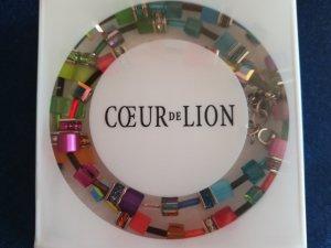 Coeur de Lion Collier multicolore