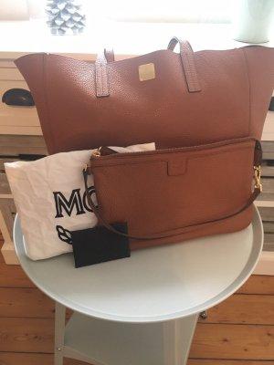 MCM Shopper multicolored