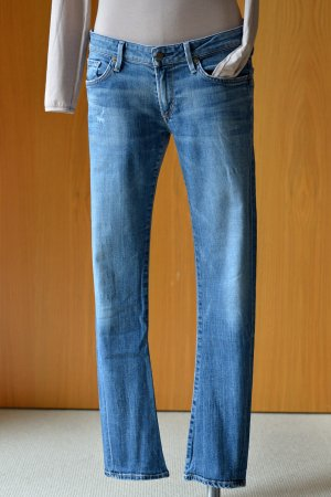 CoH CITIZENS OF HUMANITY Jeans 30/32 Denim low rise waist used Skinny Racer