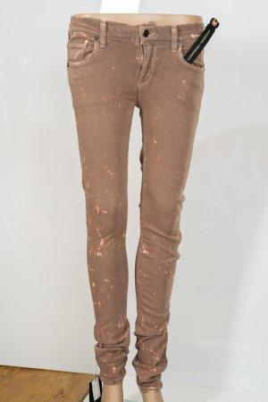 COH Citizens of Humanity, Jeanshose braun, bleached Look | NEU mit Etikett |