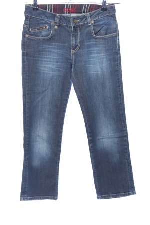 Colac Collection Slim Jeans blau Casual-Look