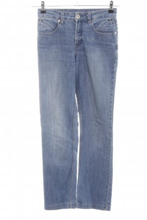 Colac Collection Jeans a gamba dritta blu stile casual