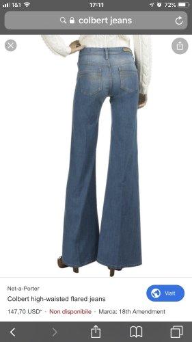 18th Amendment Jeans large bleu acier-bleuet