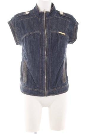 Colcci Jeansweste blau Casual-Look