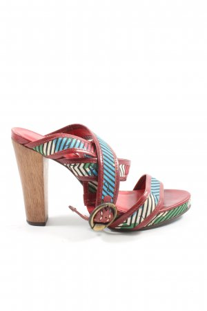 Colcci Strapped High-Heeled Sandals multicolored elegant