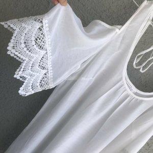 Bodyflirt Vestito da spiaggia bianco