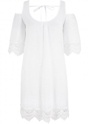 Otto Beachwear white