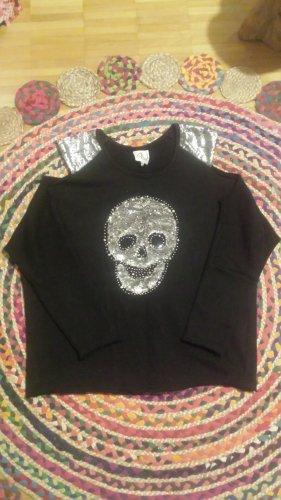 Cold Shoulder Sweatshirt