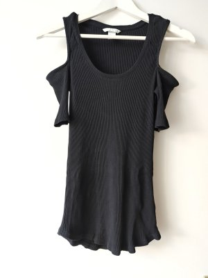 Cold-Shoulder T-Shirt / Shirt mit Cut-Outs