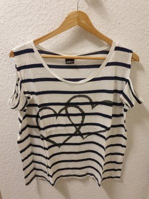 Cold-Shoulder T-Shirt von GINA TRICOT