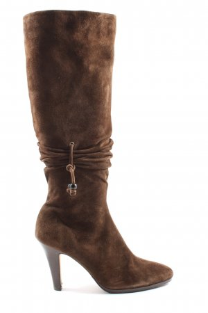Cole Haan High Heel Boots brown business style