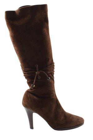 Cole Haan High Heel Boots brown casual look
