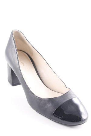 Cole Haan High Heels schwarz Casual-Look