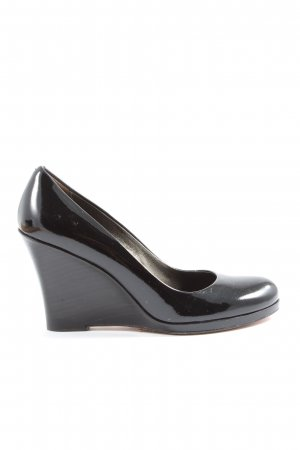 Cole Haan High-Front Pumps black casual look