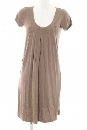 Coline Shirt Dress nude casual look