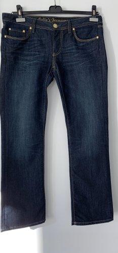Colins Vaquero hipster azul oscuro-azul