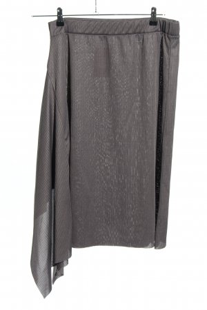 Colins Midi Skirt light grey casual look