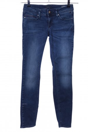 Colins Skinny Jeans blau Casual-Look