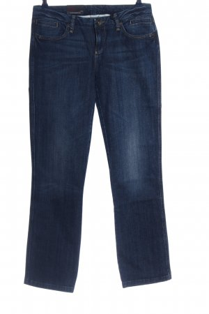 Colins Straight-Leg Jeans blau Casual-Look