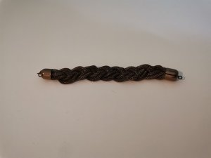 unbekannte Bracelet en or multicolore