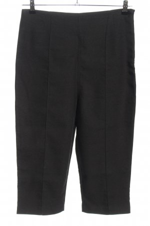 Collectif 3/4-Hose schwarz Casual-Look