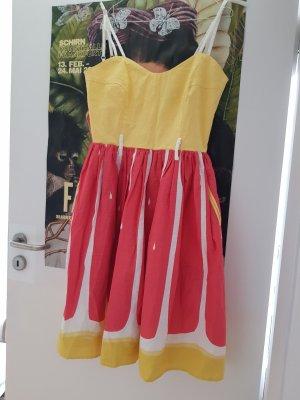 Collectif Vintage Summer Dress multicolored