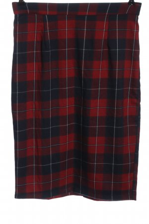Collectif Vintage Pencil Skirt allover print casual look