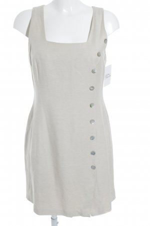 Collection A Line Dress cream-oatmeal Ornamental buttons