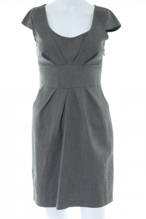 Collection Pencil Dress light grey flecked business style