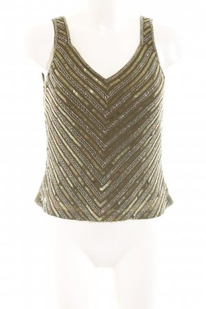 Collection Bustier Top striped pattern casual look