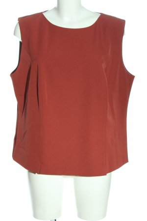 Collection Chalice Sleeveless Blouse red casual look