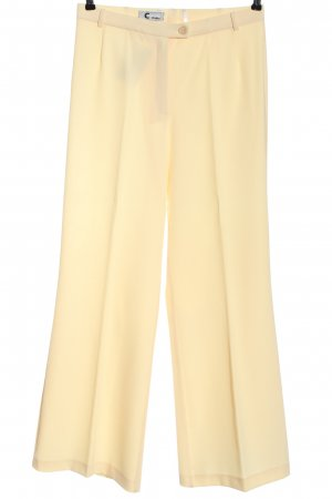 Collection Chalice Baggy Pants cream business style
