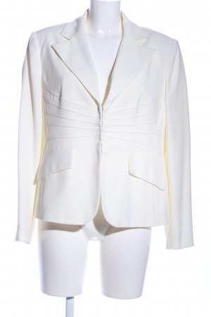 Collection Chalice Short Blazer natural white extravagant style
