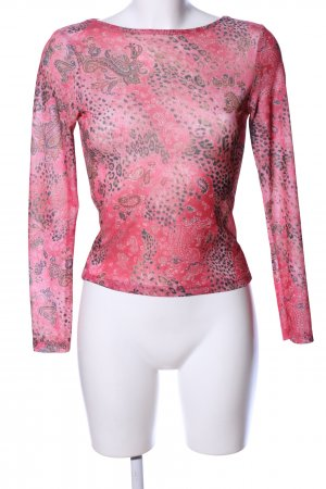 Collection Chalice Longsleeve Allover-Druck Casual-Look