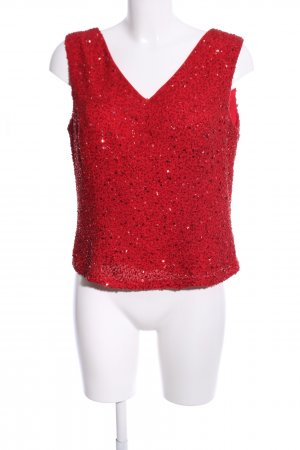 Collection Cropped Top red elegant