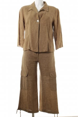 Collection Trouser Suit brown vintage look