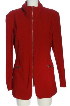 Collection Kurz-Blazer rot Casual-Look