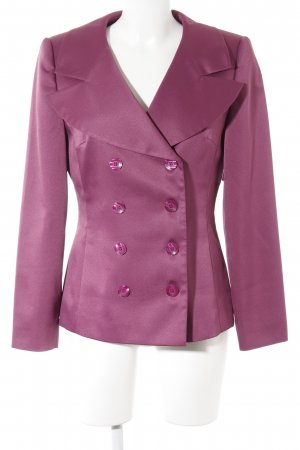 Collection Short Blazer grey lilac business style