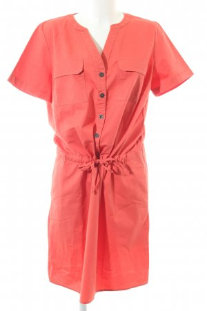 Collection L Shortsleeve Dress light orange casual look