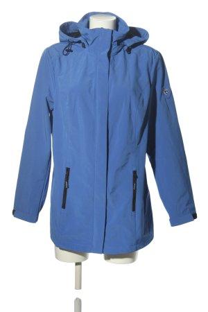 Collection L Kurtka outdoor niebieski W stylu casual