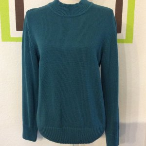 Collection L Knitted Sweater cadet blue