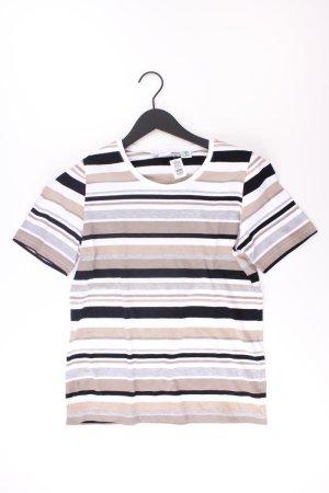 Collection L T-Shirt Größe 38 Kurzarm braun aus Baumwolle