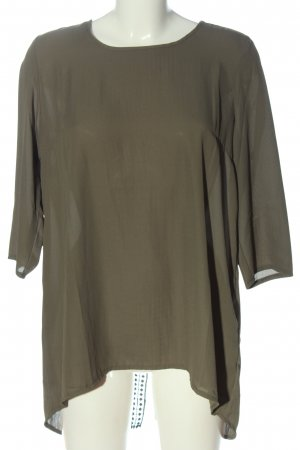 Collection Langarm-Bluse khaki Casual-Look
