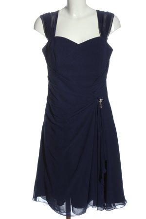 Collection Paris Abendkleid blau Elegant