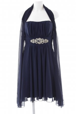 Collection Paris Cocktailkleid blau Elegant