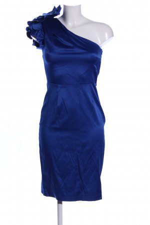 Collection Paris One-Shoulder-Kleid blau Elegant
