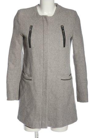 collection pimkie Cappotto lungo fino a terra grigio chiaro stile casual