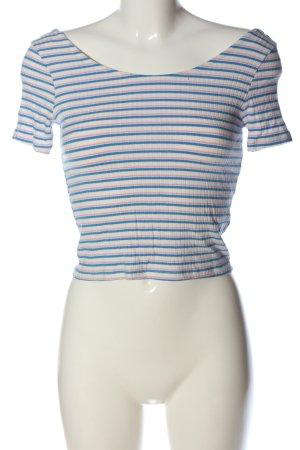 collection pimkie Camicia cropped stampa integrale stile casual