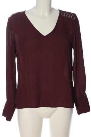 collection pimkie Camicia blusa marrone stile casual